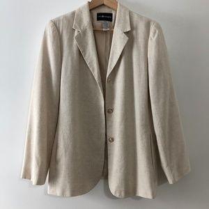 ☼ warm weather preview/ lightweight blazer